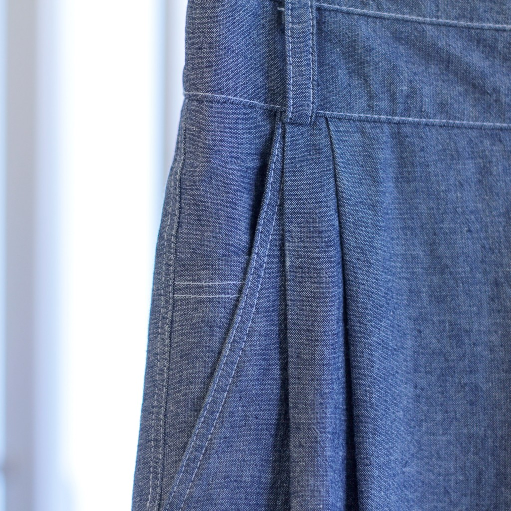 Suzanne Rae Hi-Waist Trousers