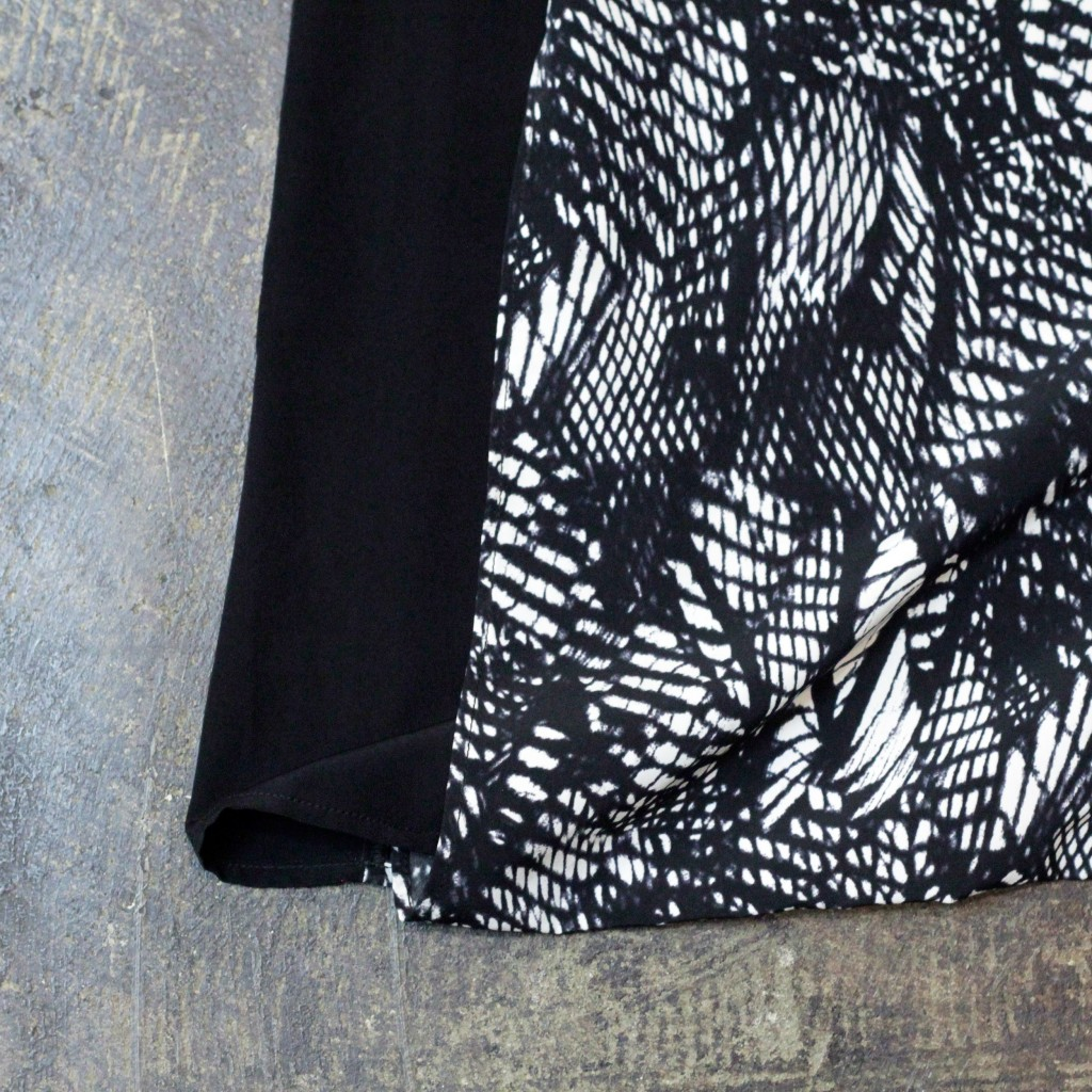 MM⑥ Print Layered Top