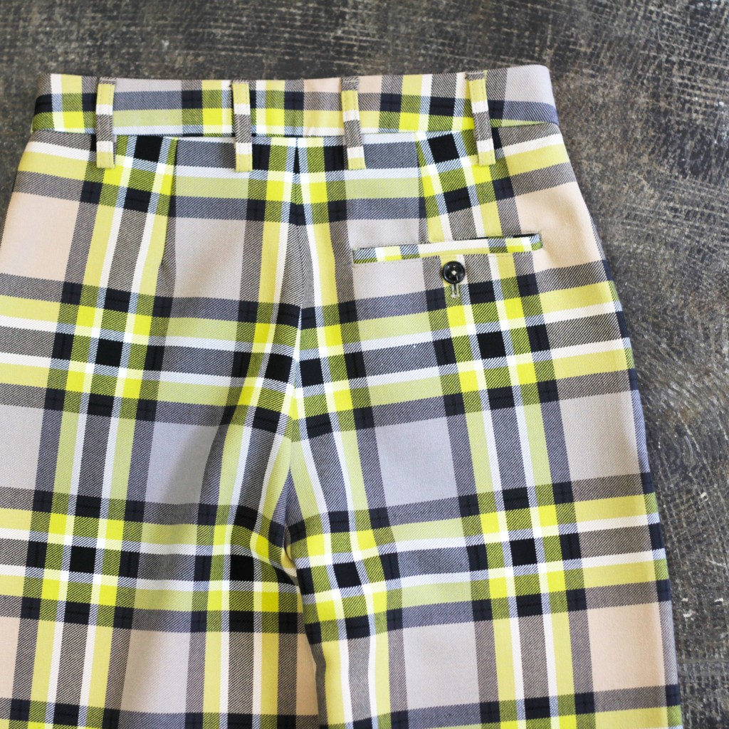 CLOSED Check Trousers