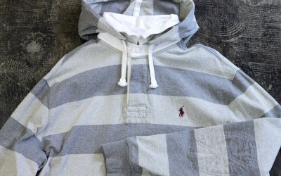 POLO by Ralph Lauren Hoodie Rugby Shirt