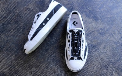 CONVERSE × The Soloist. Jack Purcell Zip