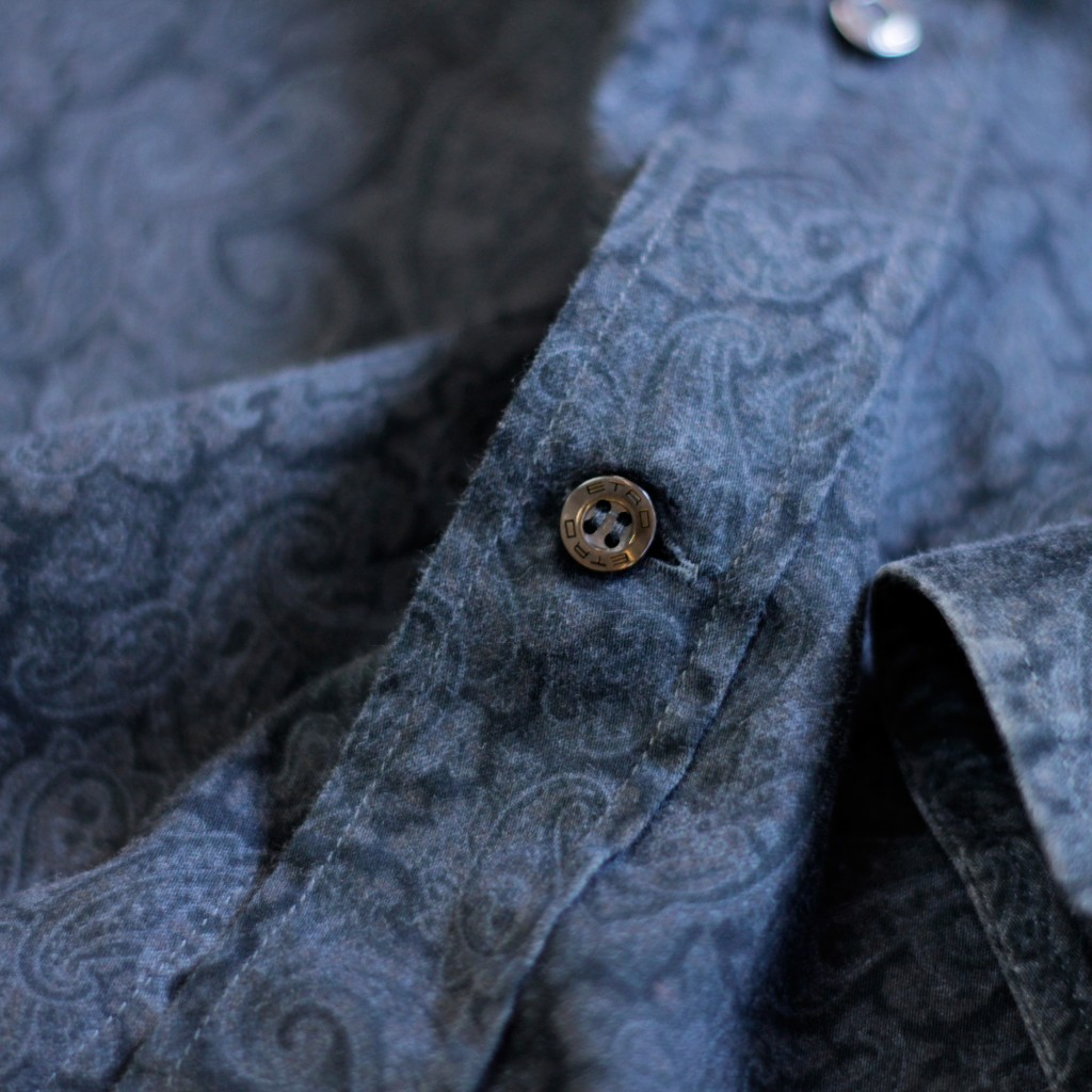 ETRO Paisley Shirt