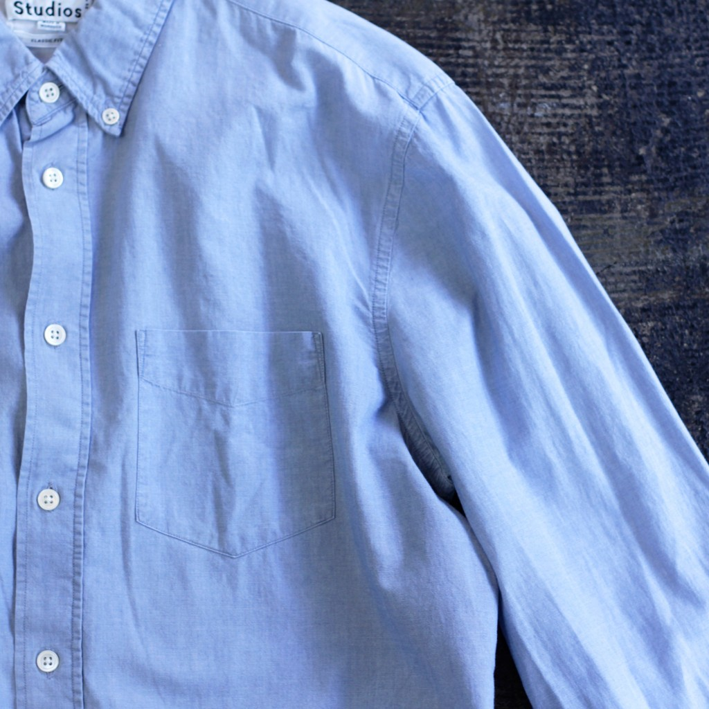 Acne Studios L/S Chambray Shirt