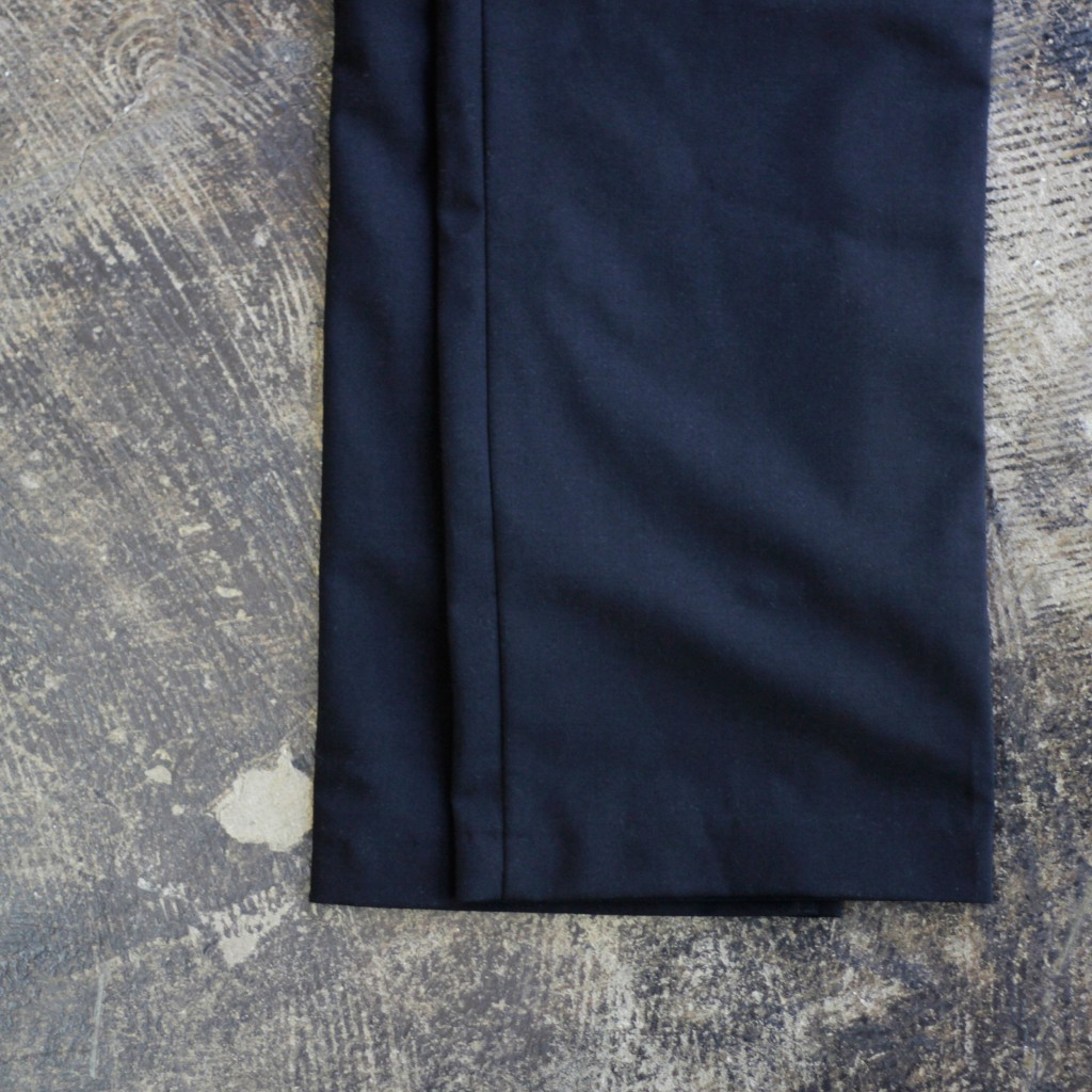 agnes b.Homme Wool Pants Made in FRANCE