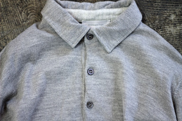 Ermenegildo Zegna Knit Polo Shirt