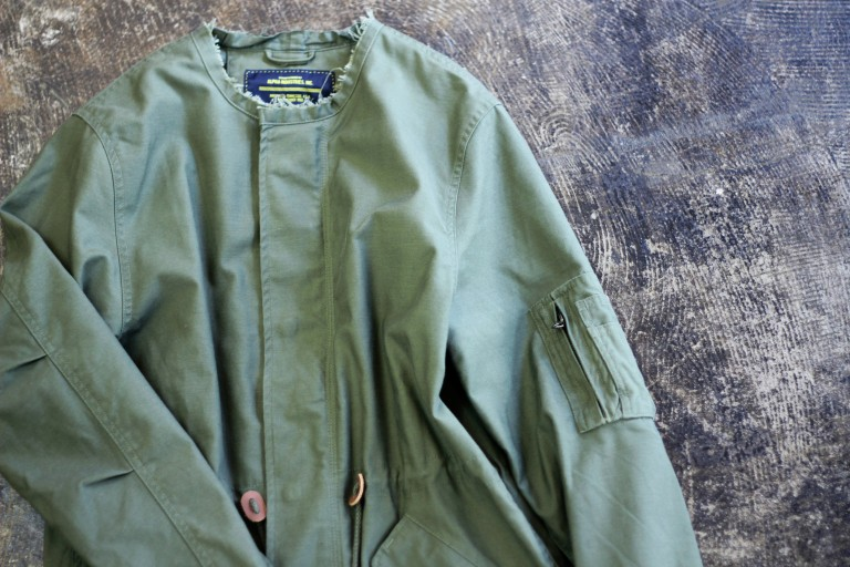 Alpha Industries Fishtail Military Coat