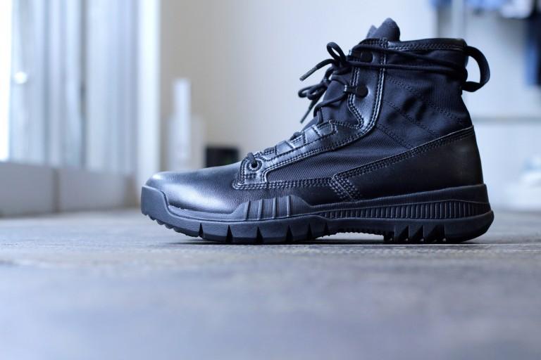 NIKE SFB 6 Inch Boots 'Triple Black'