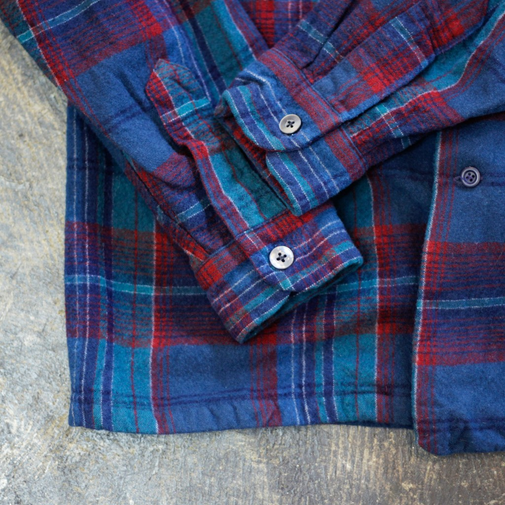 "PENDLETON Vintage Check Nell Shirt ""Made in U.S.A."""