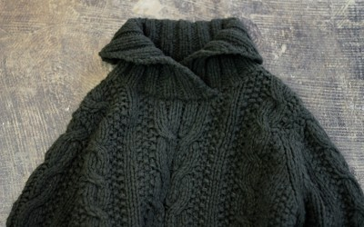 BANANA REPUBLIC Cable Knit