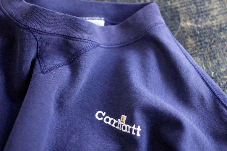 Carhartt 90′s Front-V Logo Sweat
