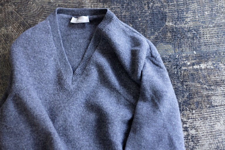 Dior V-Neck Sweater