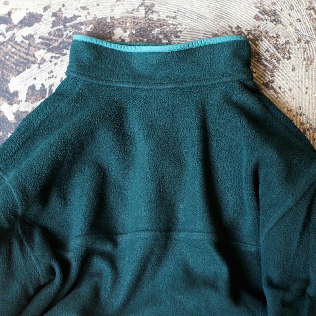 L.L. Bean 90's Fleece Pull Over Jacket