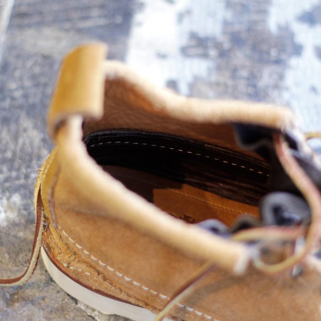 YUKETEN Maine Guide DB 5eye Boots