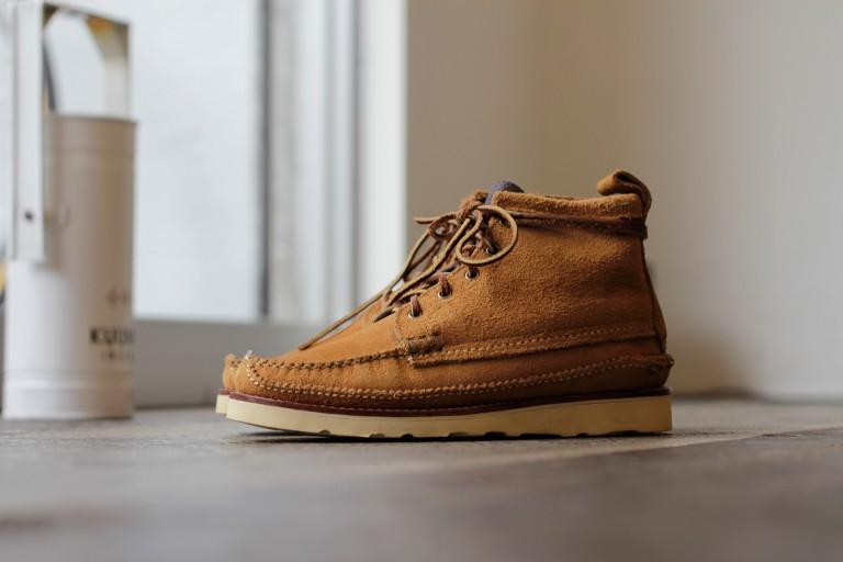 YUKETEN Maine Guide 5eye DB Boots
