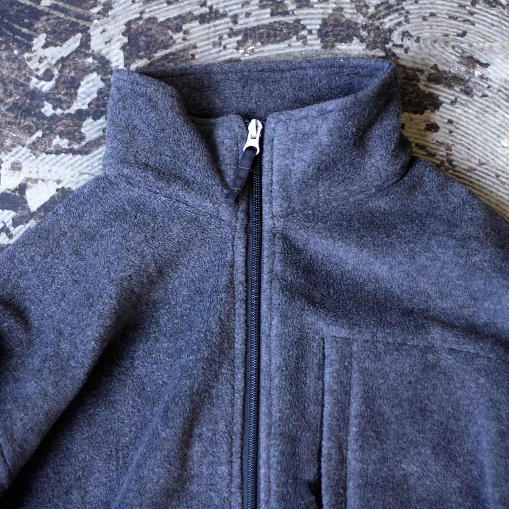 STUSSY Fleece Zip Up Jacket