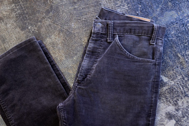 Levi's 509 80′s Corduroy Pants