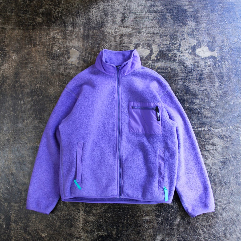 patagonia 90's Fleece Jacket 'Made in U.S.A'