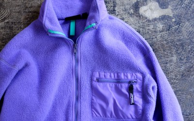 patagonia 90′s Fleece Jacket 'Made in U.S.A'