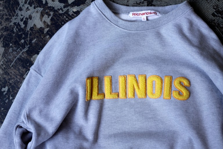 "Richardson ""ILLINOIS"" Sweat"