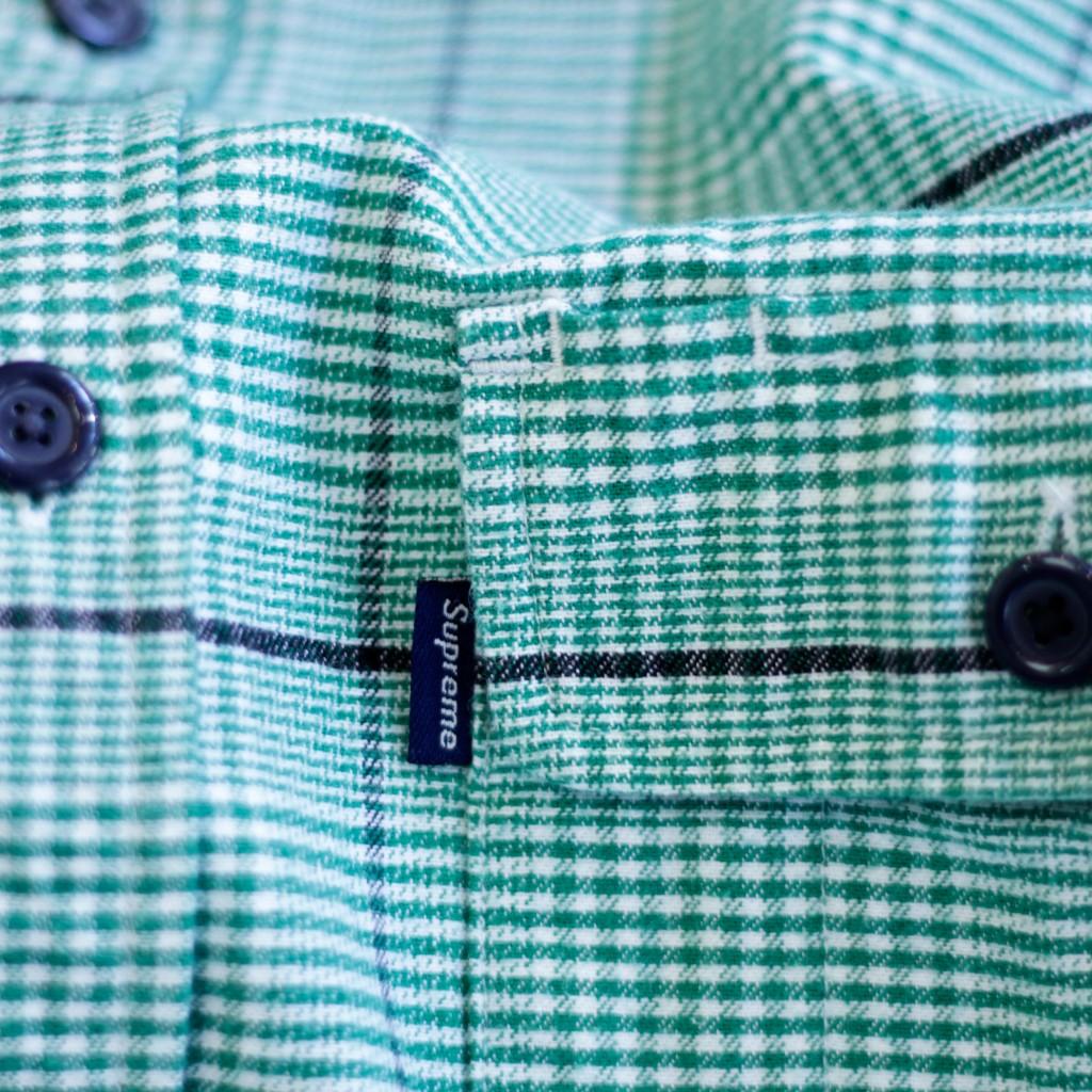 Supreme L/S Check Shirt
