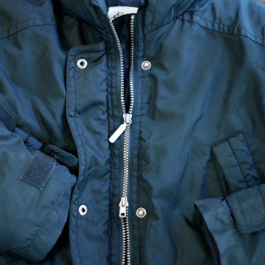 Eddie Bauer Old Down Jacket