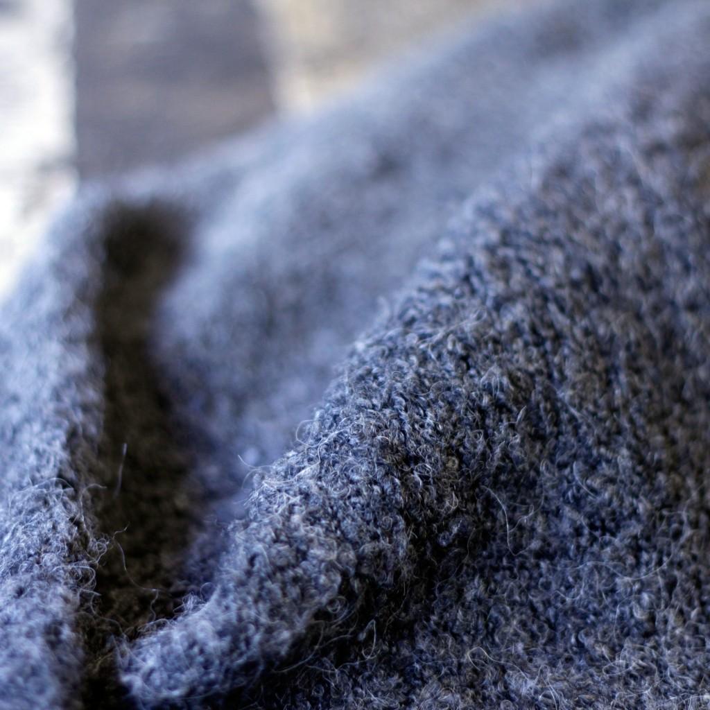 Jigsaw Hi-Neck Over Knit