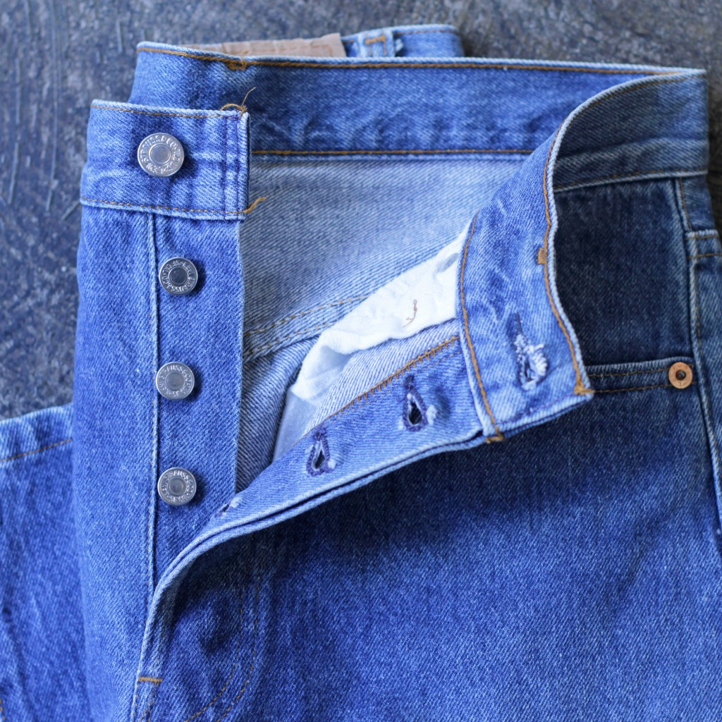 Levi's 501 made in usa