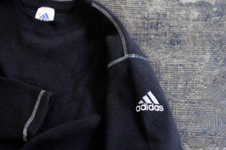 adidas 90′s Performance Logo Fleece Pullover