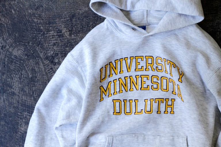 Champion 80′s College Hoodie Made in U.S.A