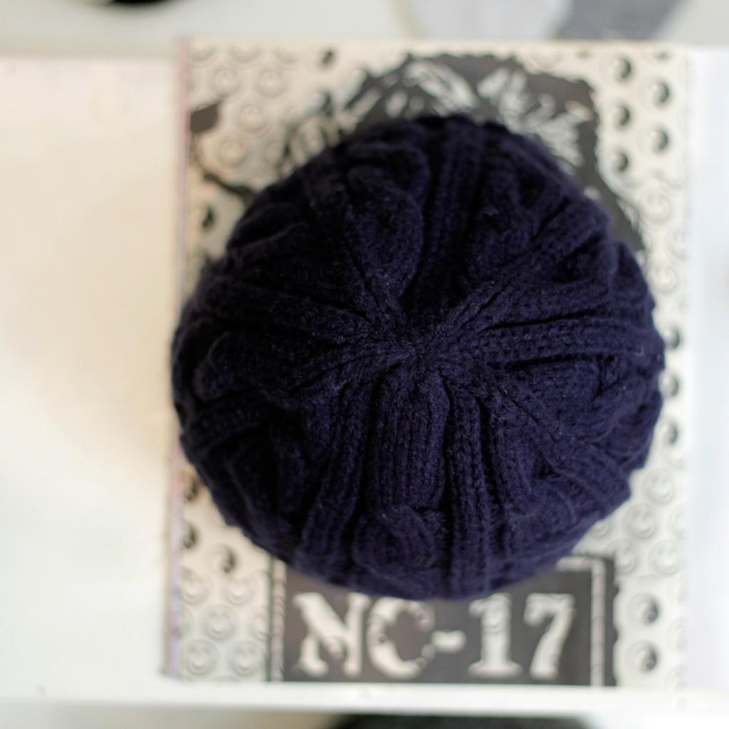 J.CREW Knit Beanie