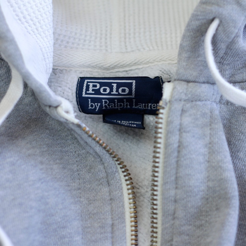 POLO by Ralph Lauren Old Thermal Hoodie Sweat Parka