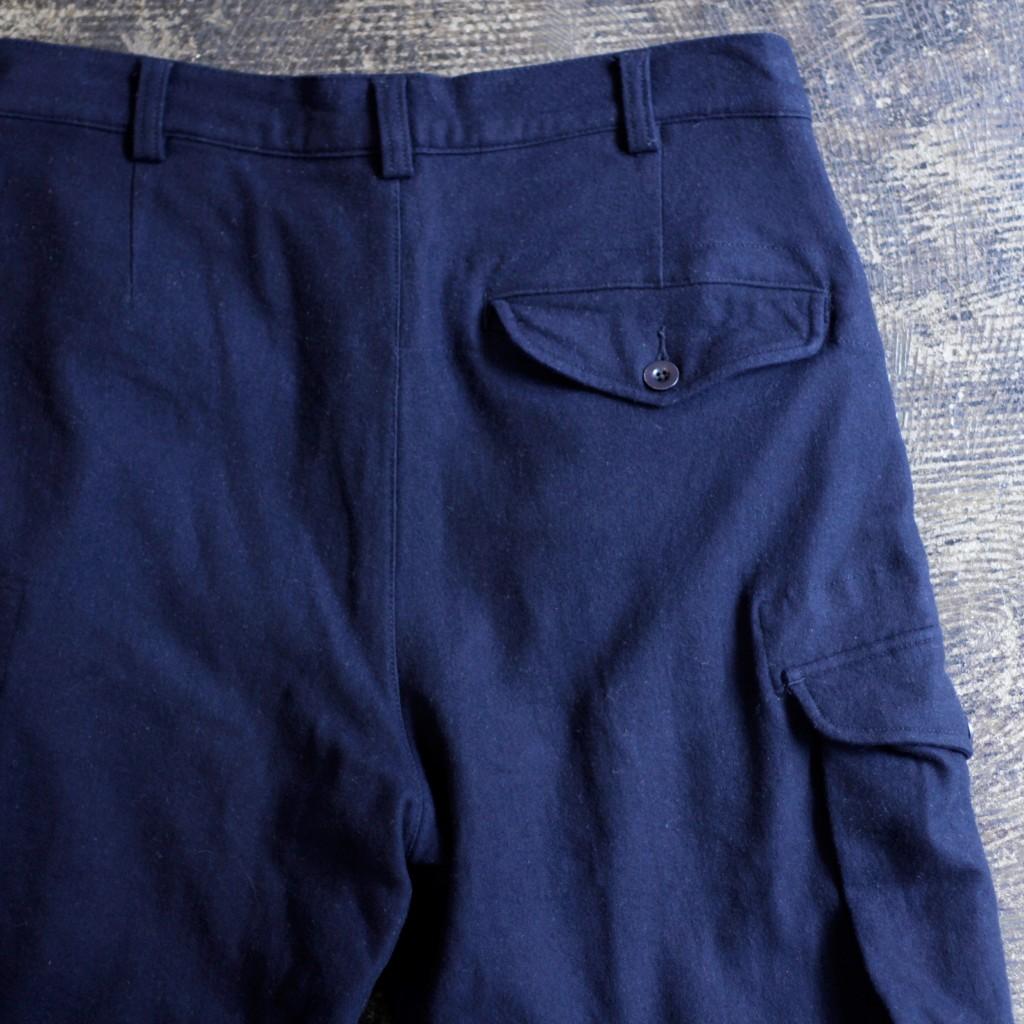 OLD STUSSY Wool Cargo Pants
