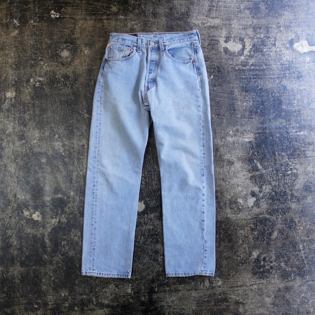 Levi's Vintage 501 80′s USA Denim