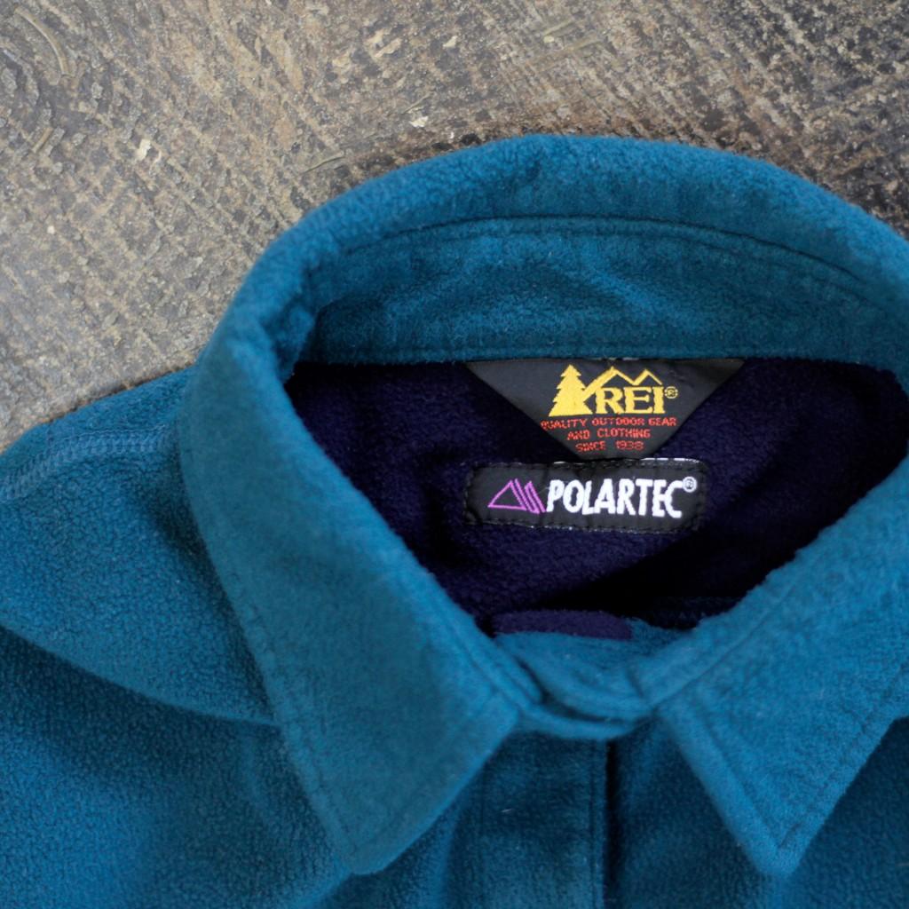 REI Fleece Pullover Shirt