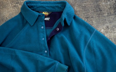 REI Snap Fleece Pullover Shirt