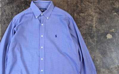 "POLO by Ralph Lauren 90's B.D. Shirts ""BLAKE"""