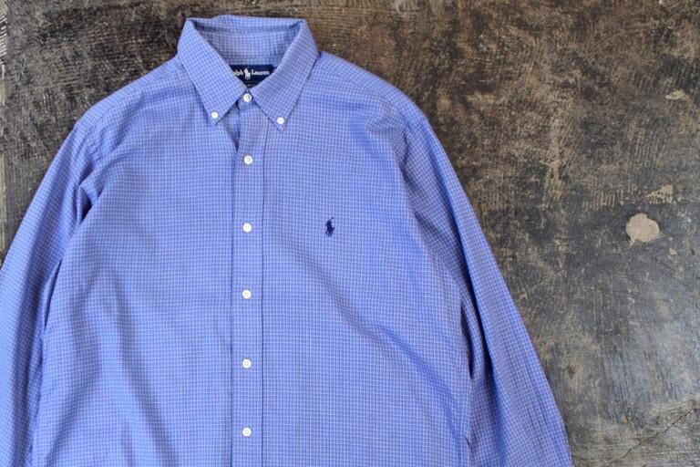 "POLO by Ralph Lauren 90's B.D. Shirts ""BLAKE"""