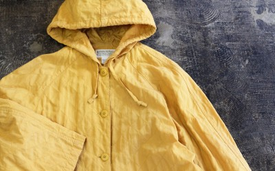 BANANA REPUBLIC Safari & Travel 80′s Nylon Coat