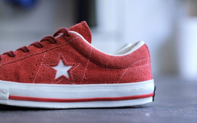 CONVERSE ONE STAR 1974 SUEDE
