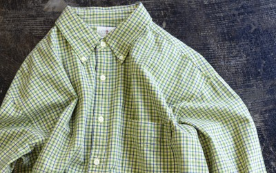 OLD J.CREW B.D. Check Shirt