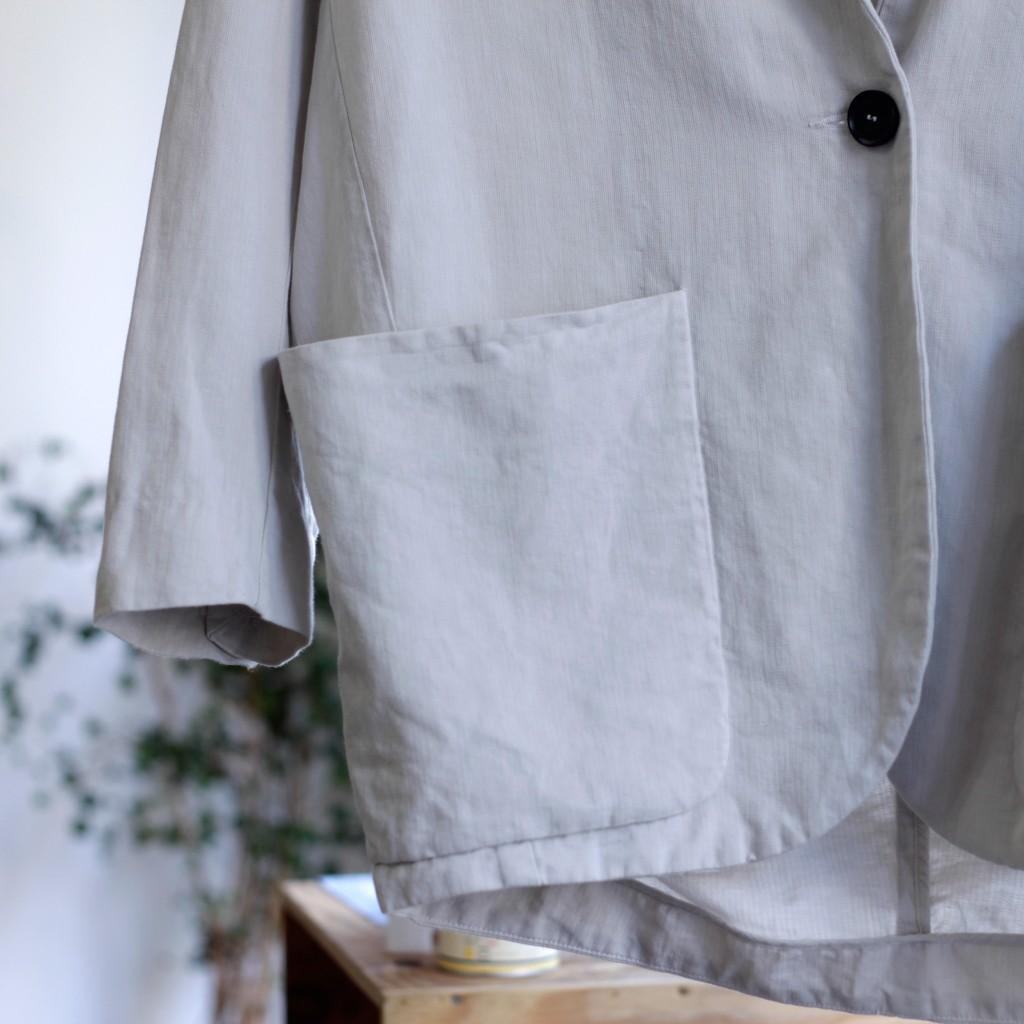 ISABEL MARANT ÉTOILE Cotton/Linen Over jacket