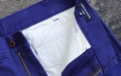 COMME des GARCONS HOMME Work Pants
