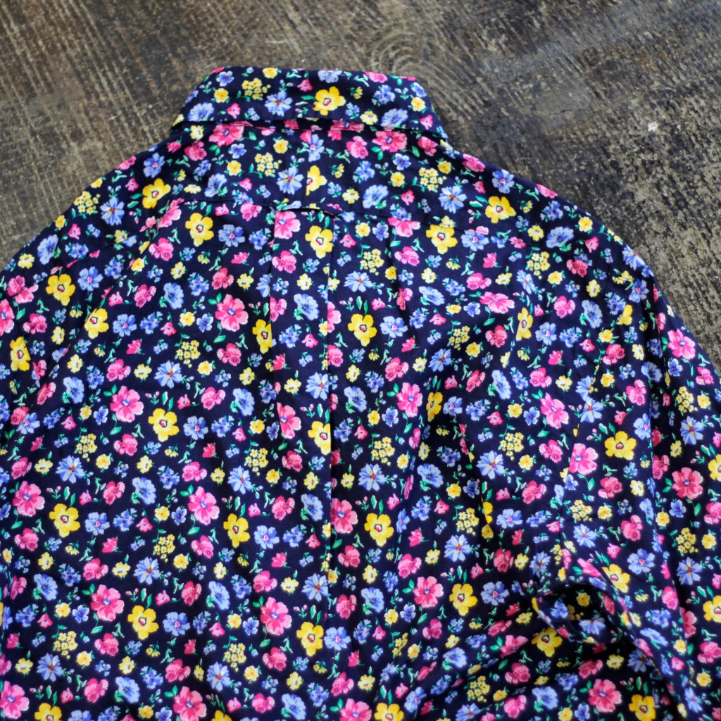 POLO by Ralph Lauren Floral Print Shirt