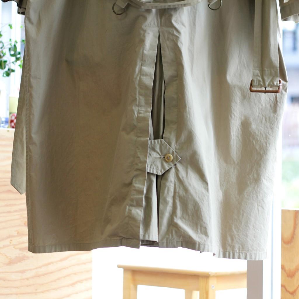 Old Ralph Lauren Over Trench Coat