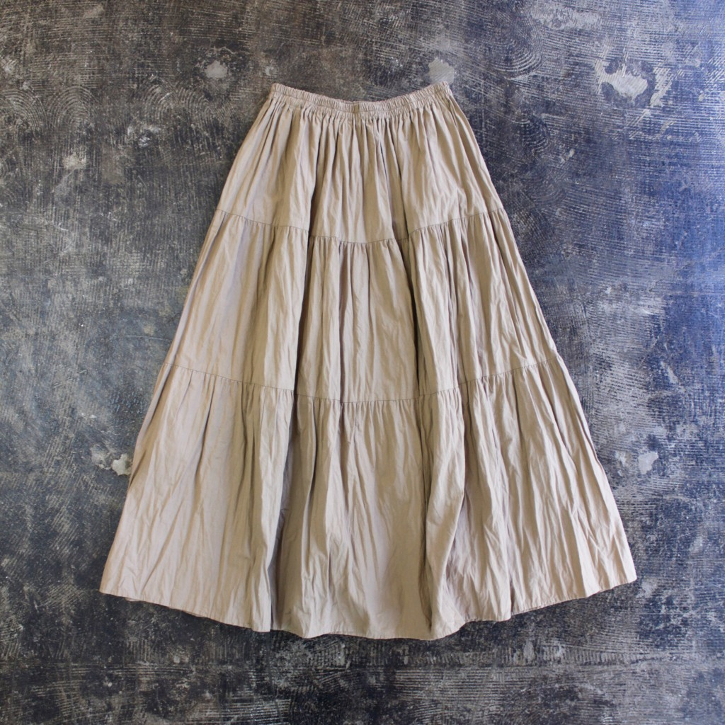Rockmount Tiered Long Skirt