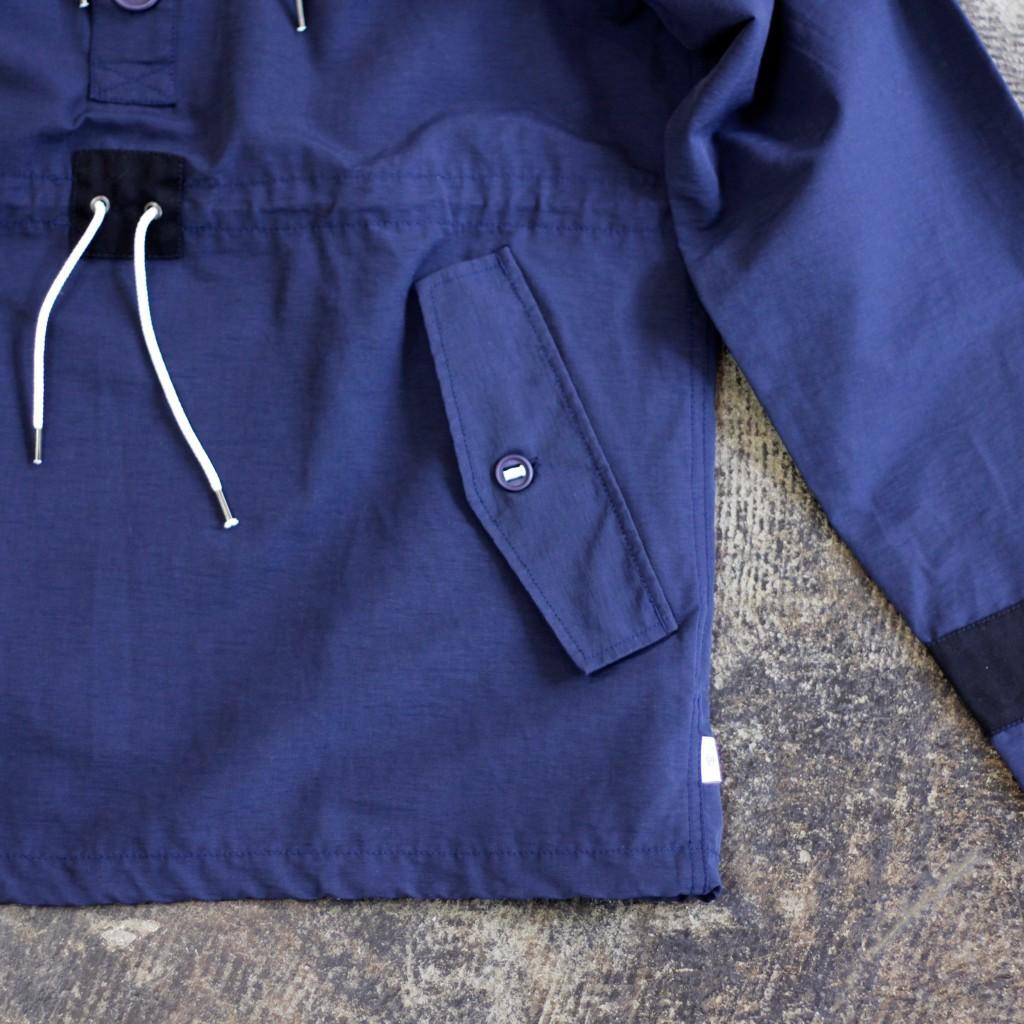 STUSSY Cotton/Nylon Anorak Parka