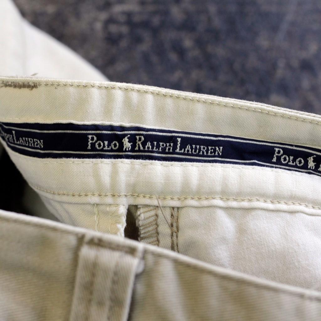 "POLO by Ralph Lauren 90's Chino ""GORDON PANTS"""
