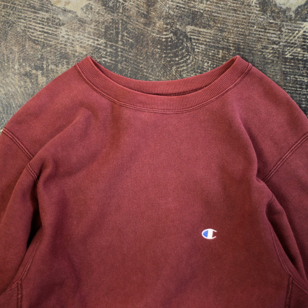 Champion 90′s Reverse Weave Sweat Made in U.S.A