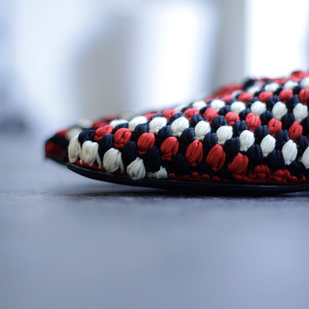 PROENZA SCHOULER Crossover Crochet Flats