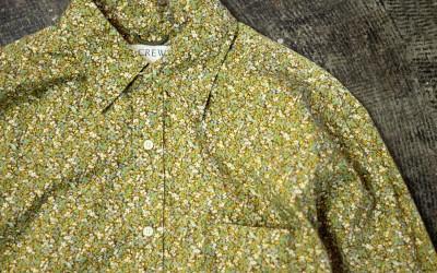 OLD J.CREW Print Shirt